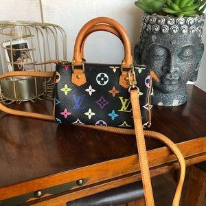 Louis Vuitton speedy mini murakami